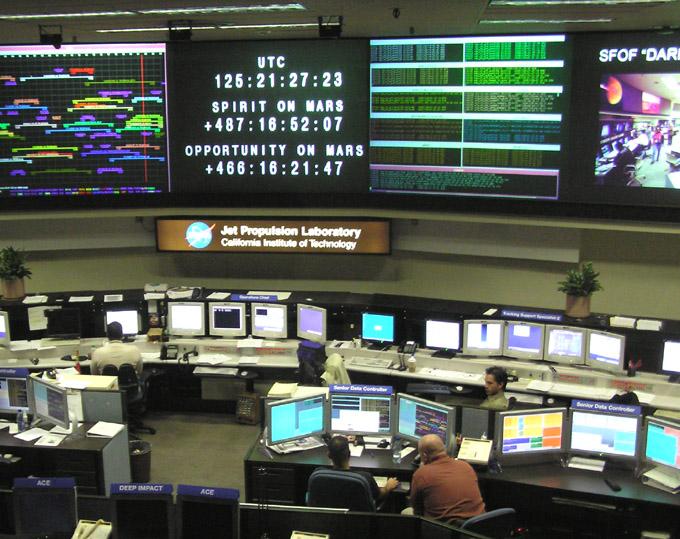лабораторія реактивного руху НАСА