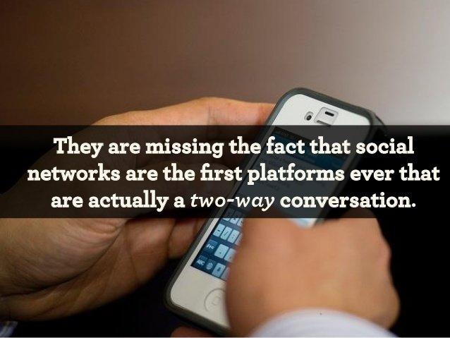 соцсети — платформа с двойной конверсией