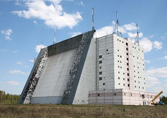 Радиолокационная станция Волга
