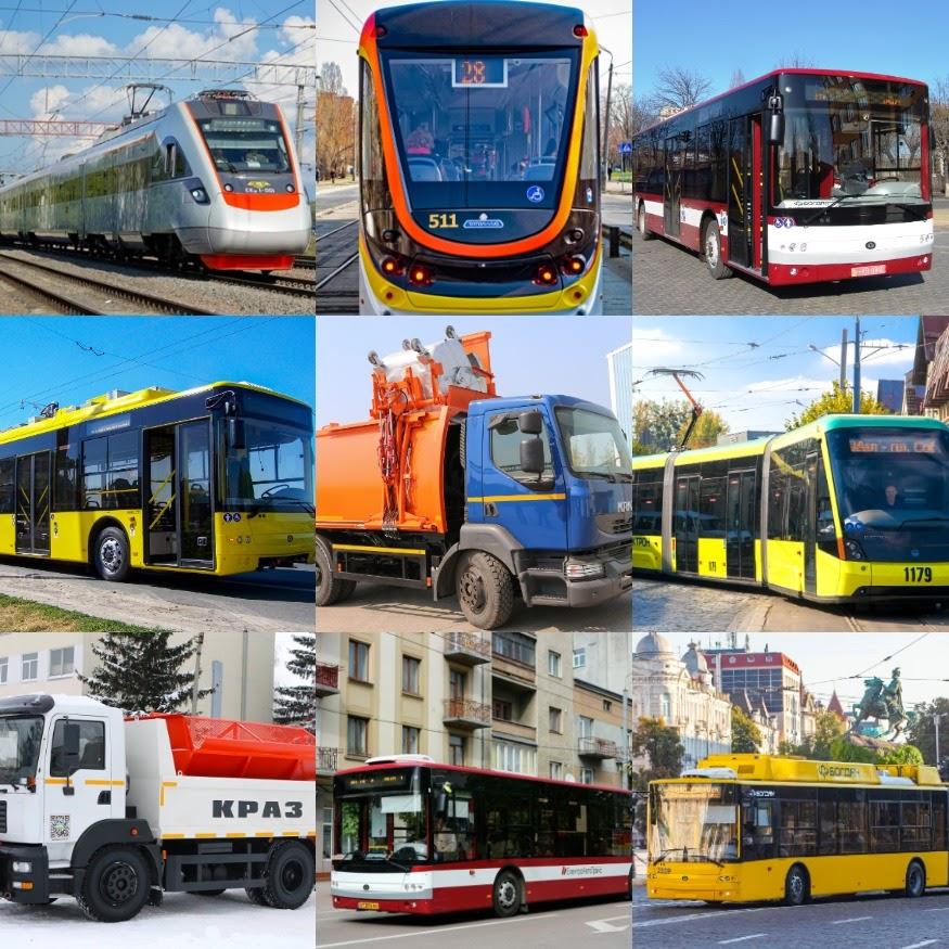 продукция украинского машиностроения