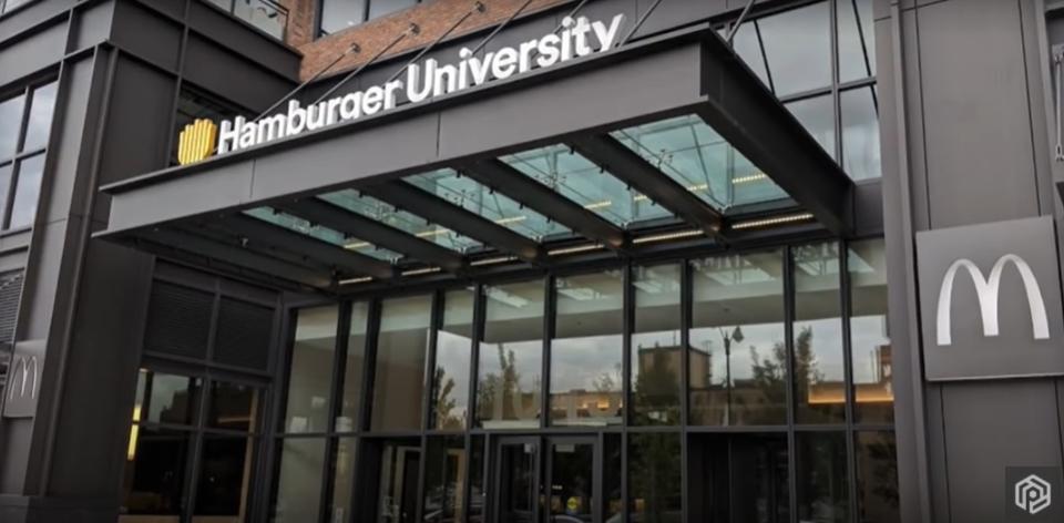 Hamburger University