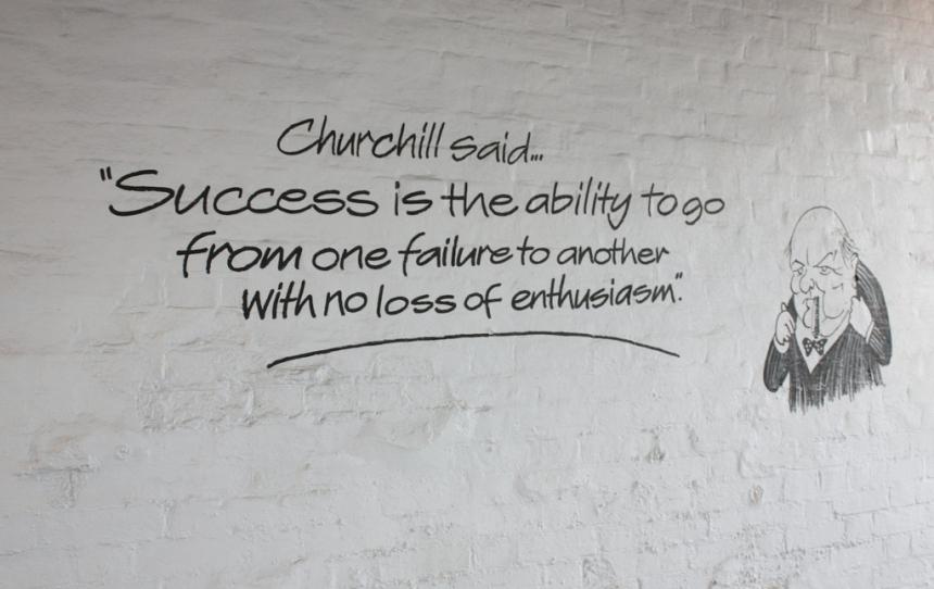 Один простой способ развить силу воли и добиться успеха