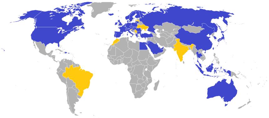 18 карт и графиков, которые показывают реальный уровень развития Украины