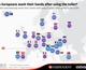 Карта дня: где в Европе чаще всего моют руки, выходя из туалета