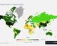 Украина привлекает меньше инвестиций, чем Нигерия и Мозамбик
