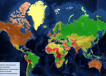 20 карт, которые показывают Украину такой, какой ты не учил ее в школе