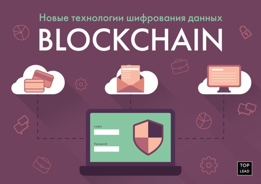 Как работает Blockchain — инфографика