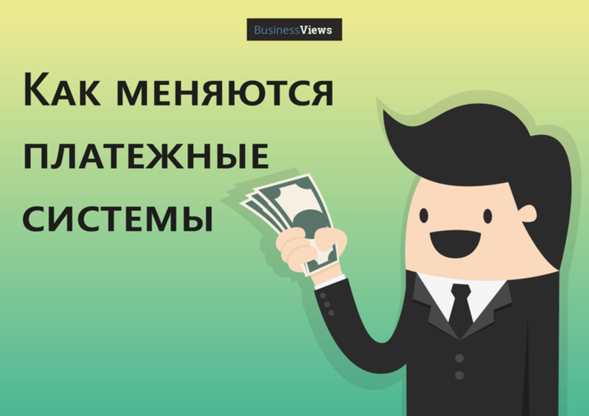 Мобильные и онлайн платежные системы