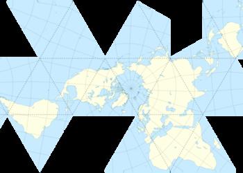 13 карт, которые доказывают, что мы ничего не понимаем в географии
