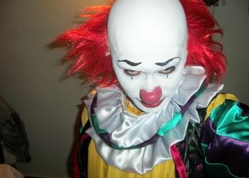 Клоун — самая жуткая профессия в мире