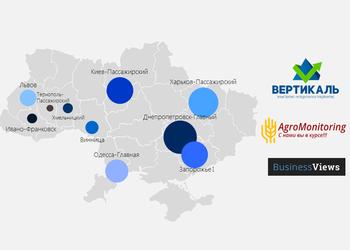 5 фактов и 10 графиков о том, как функционируют украинские железные дороги