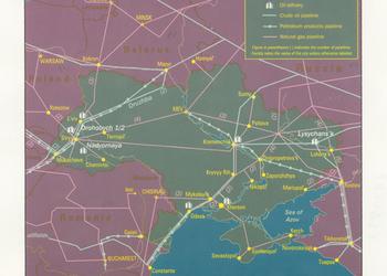 Чем интересовалась ЦРУ: подборка карт американских спецслужб