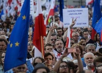 Майдан по-польски: гид о декабрьских митингах в Польше