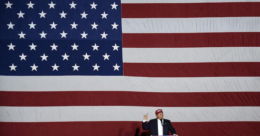 Who is Mr. Trump: гид к инаугурации 45-го президента США