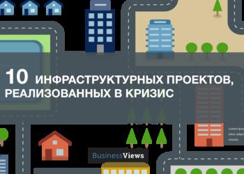 Умеем и практикуем: 10 инфраструктурных проектов, которые были реализованы в Украине, несмотря на кризис