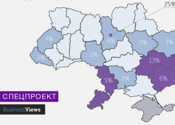 10 актуальных графиков про украинский экспорт