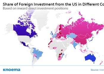 Миллиарды американских инвестиций — лекарство для экономики, от которого отказывается Украина