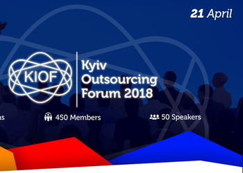 Почему стоит пойти на Kyiv IT Outsourcing Forum 2018 (даже в субботу!)