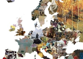 Какую картину считают лучшей в каждой стране Европы