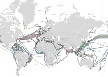 Оптоволоконні дроти, сервери і більш 885 000 кілометрів підводних кабелів — ось як насправді виглядає інтернет