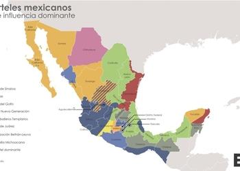 10 графіків про економіку Мексики: як живеться в країні через стіну від США