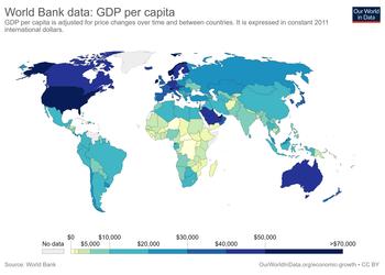 Повний гід про ВВП: що це таке, як його рахують та чим його можна замінити