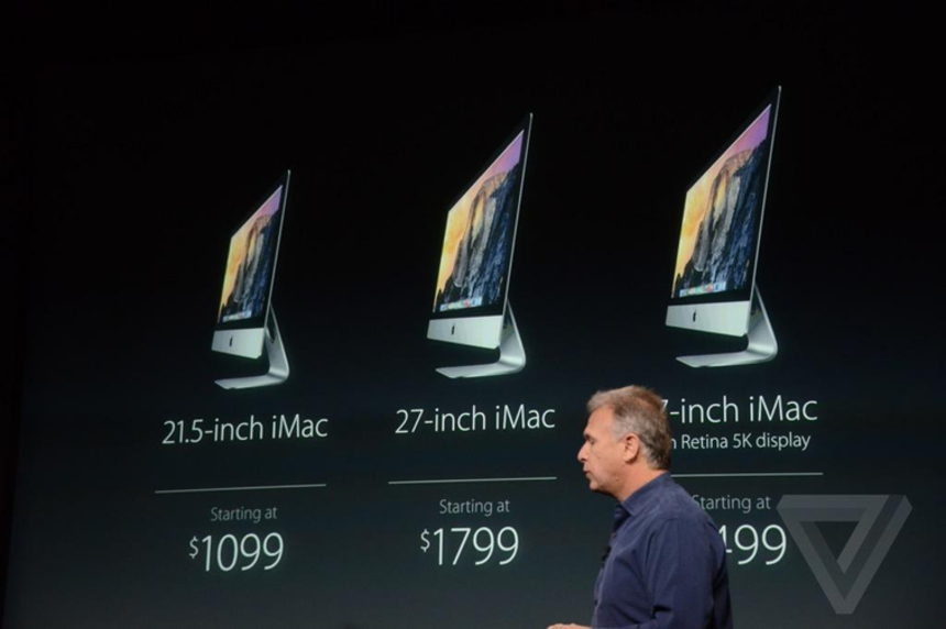 Все новинки Apple от 16 октября