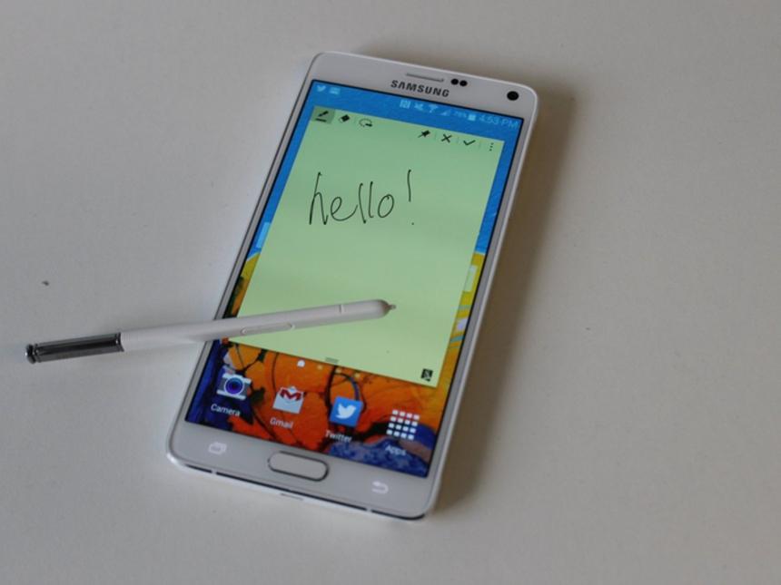 13 вещей, которые Galaxy Note 4 умеет, а iPhone - нет