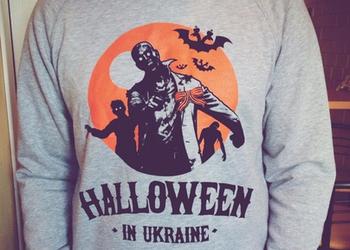 Штука дня: украинский зомби-свитшот от Ukrainian Riot Clothing