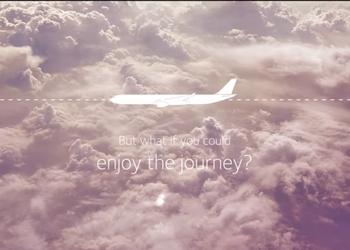 Самолет будущего: без окон, но с панорамным экраном. Потрясающий концепт в видео от CPI
