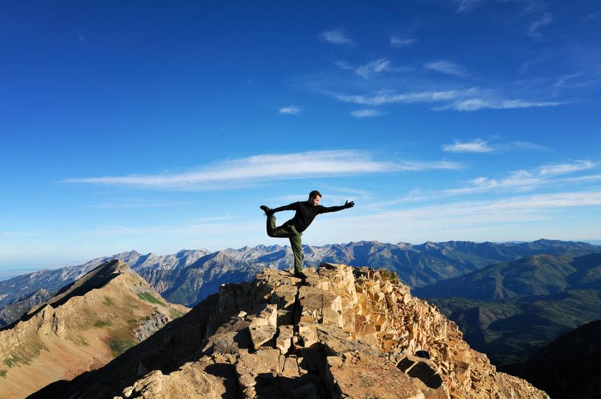 5 принципов йоги для офисного работника