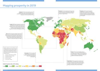 25 найбагатших, найздоровіших та найщасливіших країн світу