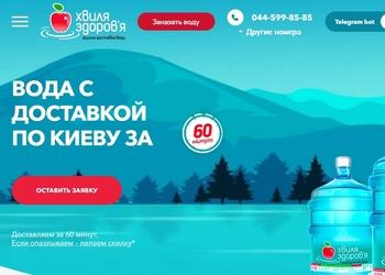 Какую воду пить, чтобы не вытекли почки. Рейтинг сервисов доставки воды в Киеве (по цене за 1 литр)