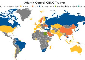Гривна на блокчейне. Какие страны, кроме Украины, пытаются запустить собственную цифровую валюту
