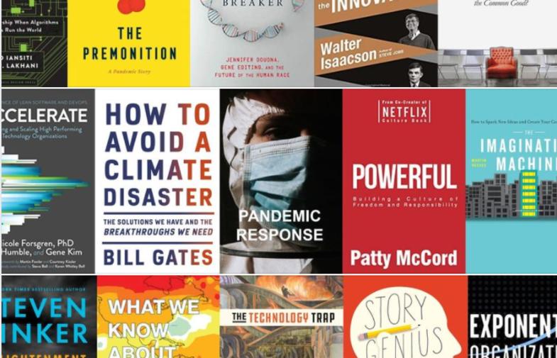 13 книг про бізнес, технології, зміни клімату та пандемію — свіжі поради всесвітньо відомої консалтингової компанії