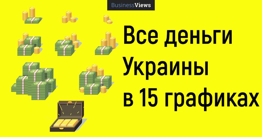 """Сколько денег """"в Украине"""" и """"у Украины"""", в чем разница и как их считать"""