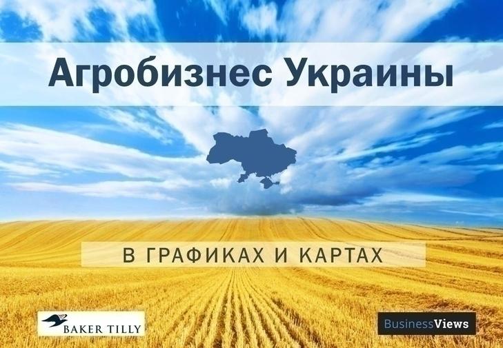 ea4706b574ba 30+ графиков и карт, которые доступно объясняют агробизнес Украины