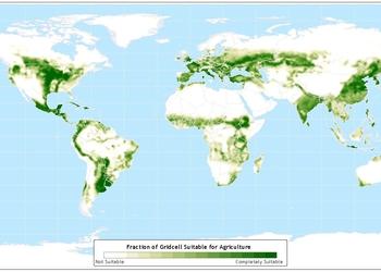 Две карты, объясняющих, почему будущее Украины - за агробизнесом