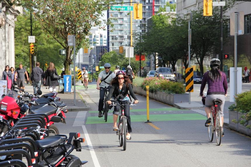 Велосипед в городе: 4 совета о том, как сделать украинские города по-настоящему европейскими
