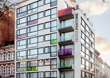 В каком Pantone вас поселить? Мечта дизайнера – отель в цветах Pantone