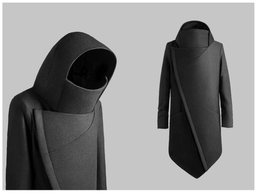 Matveeva black coat
