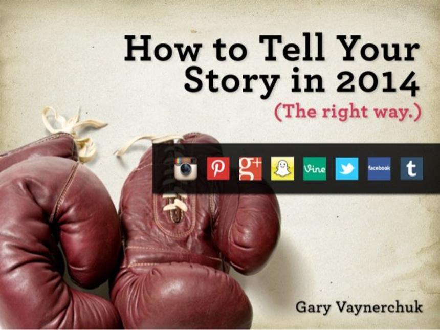"""Крутая презентация, в которой гуру маркетинга доступно и в картинках объясняет, """"ПОЧЕМУ"""" так больше жить нельзя и """"КАК"""" делать маркетинг в 2015 году"""