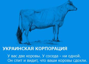 Объясняем всю мировую экономику на примере коров