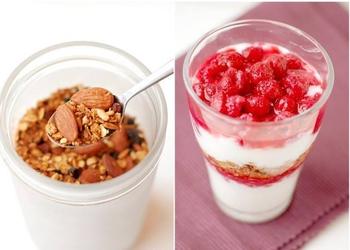 8 вариантов быстрых и полезных завтраков для тех, у кого катастрофически мало времени по утрам