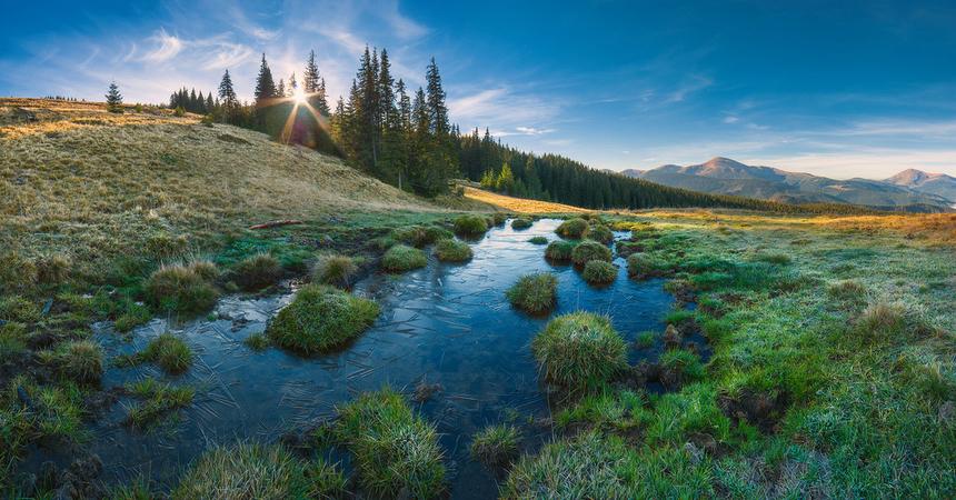 """Невероятные фото украинской природы - победители конкурса """"Вики любит землю"""""""