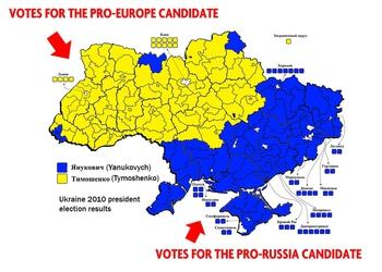 Что иностранцы знают об Украине? 30+ графиков и карт из зарубежных СМИ о нашей стране