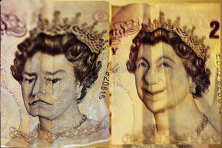 Все деньги мира в одной инфографике