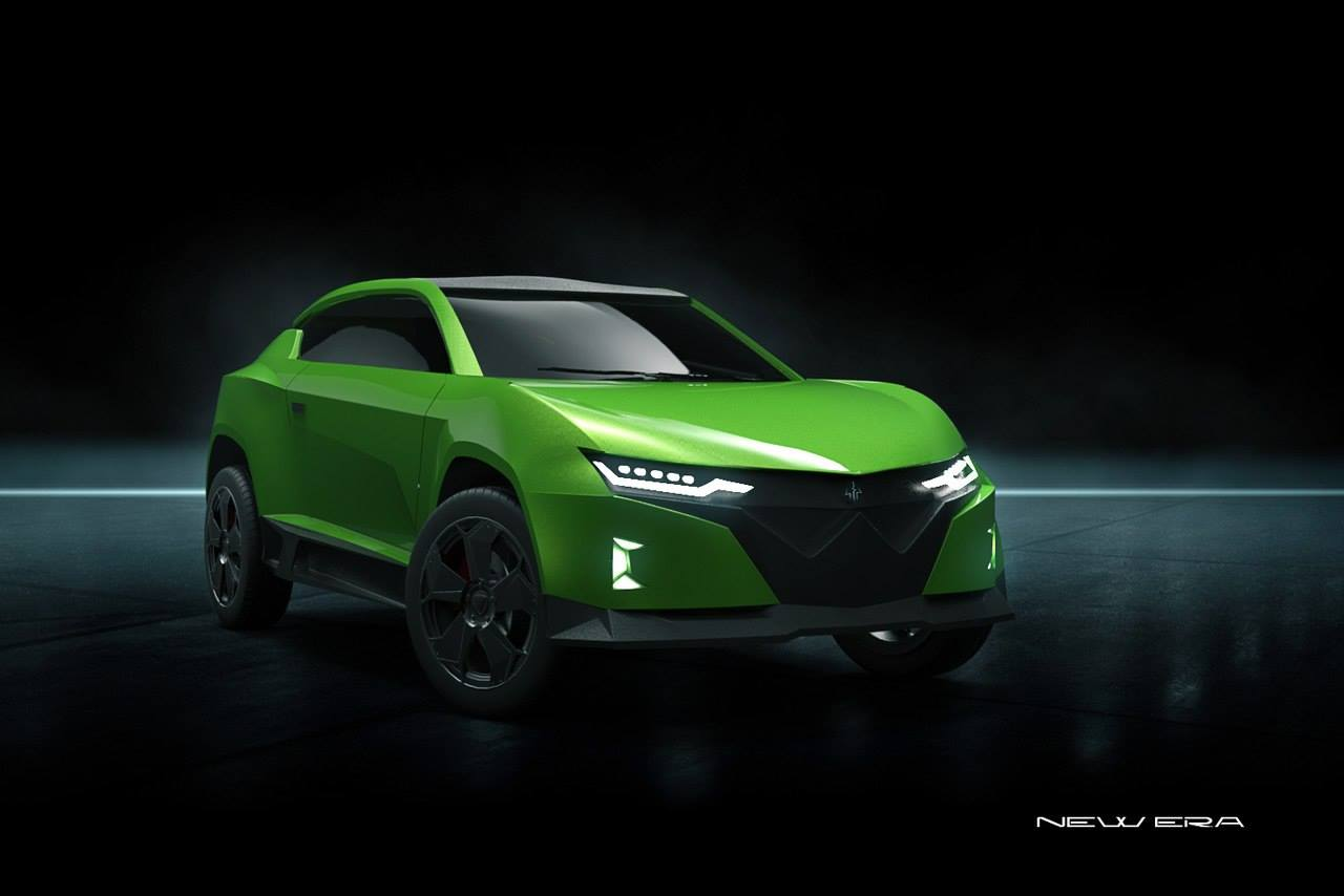 модель автомобиля Elmob